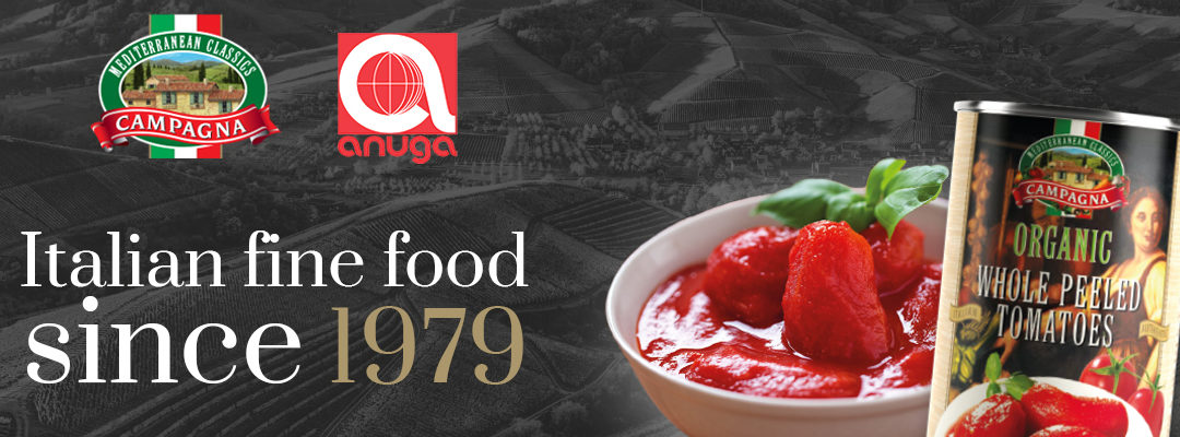 Visit us at the Anuga Food Exhibition 2019